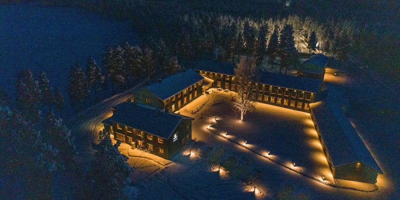 Arctic River Lodge Lapland