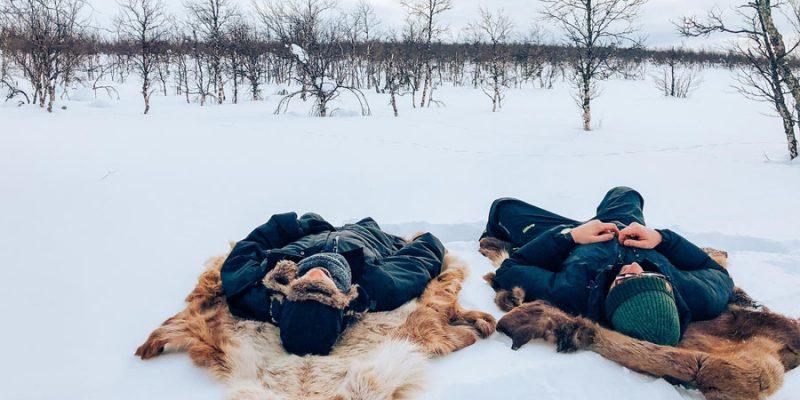 Geniet van de rust en stilte in de ongerepte Zweedse natuur