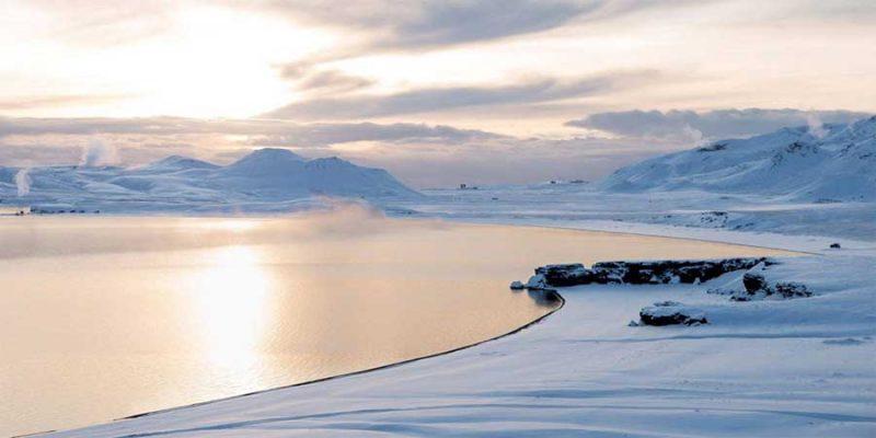 Geniet van rust en stilte in de prachtige natuur in IJsland