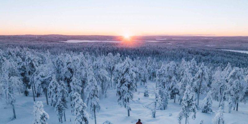 Op zoek naar winter wonderland?