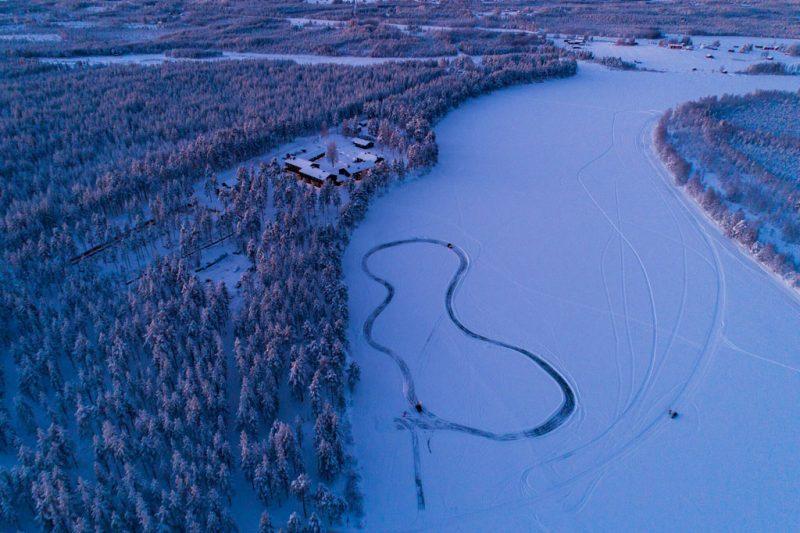 River Lodge Zweden Lapland