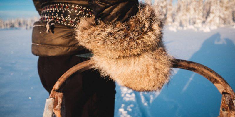 Lapland-in-de-winter