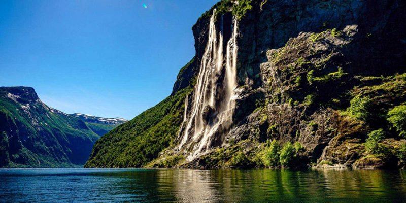 Reizen naar Noorwegen