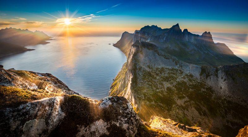 Noorwegen Senja