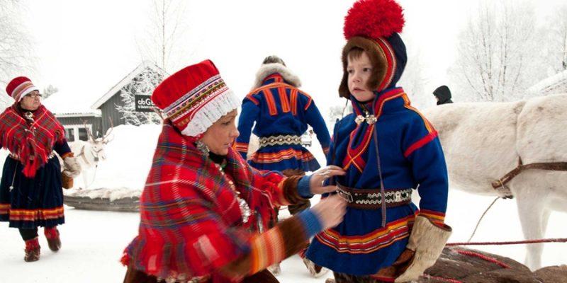Sami-cultuur-in-Lapland-winter