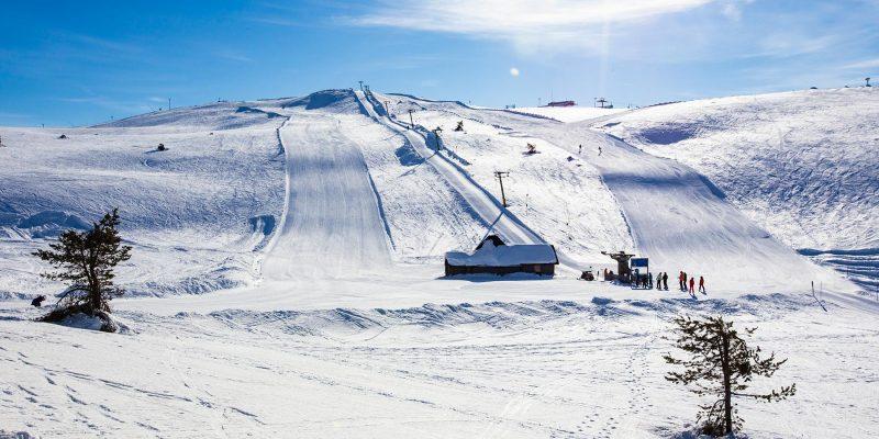 Skiën in Levi Lapland