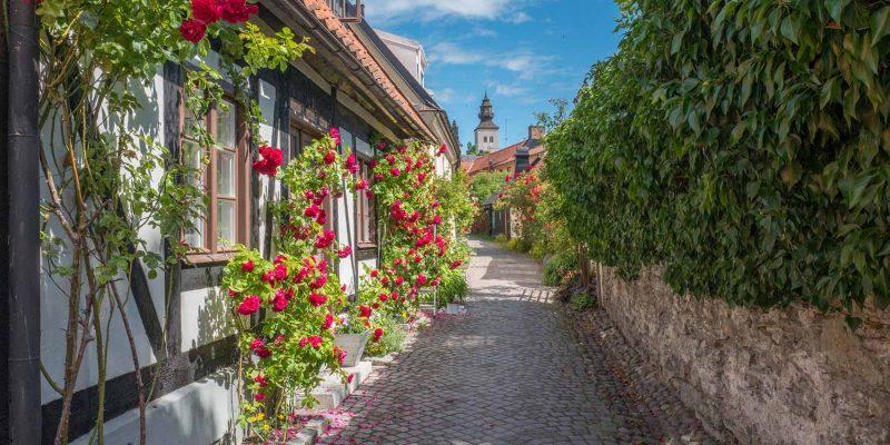 Slenter-in-Visby-Gottland
