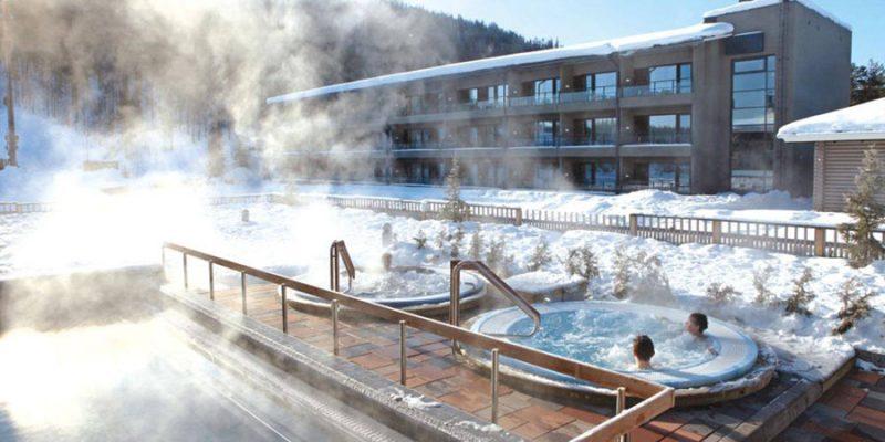Spa Hotel Levi Finland