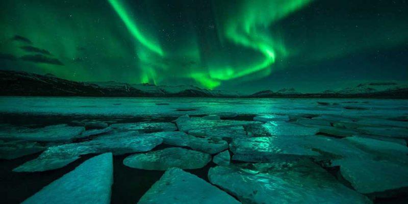 IJsland-zuid-jokulsarlon-noorderlicht
