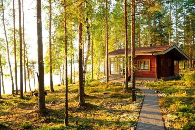 Relaxen in Zomers Lapland met Nordic