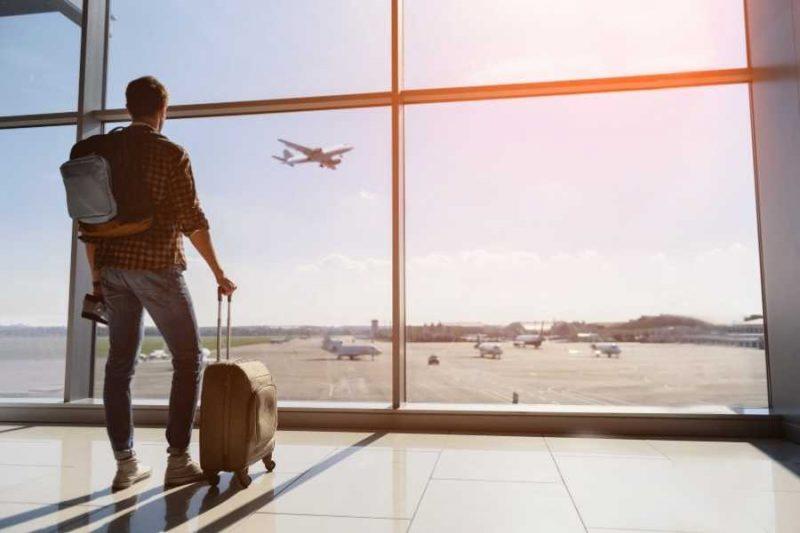 Terminal vliegen naar Lapland Nordic