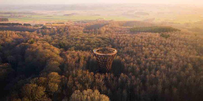 The-Forest-Tower-in-Denemarken
