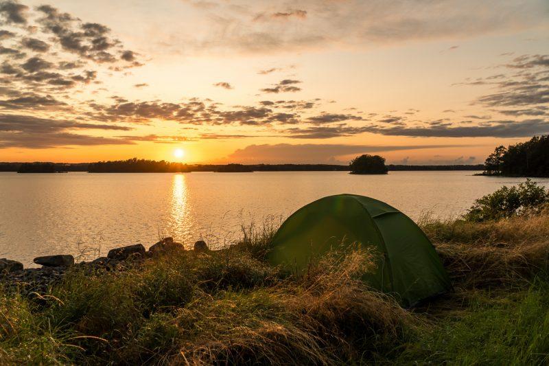 Wildkamperen-in-Zweden met Nordic