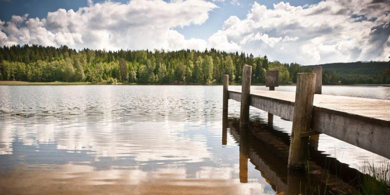 Zweden-Meer-Uitzicht-Relax-Nordic