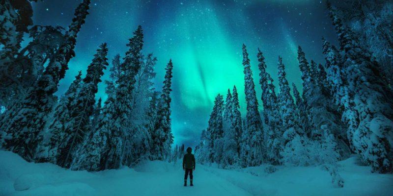 Het Noorderlicht spotten met Nordic in Lapland