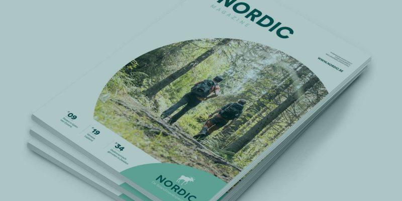 Lees ons Nordic magazine