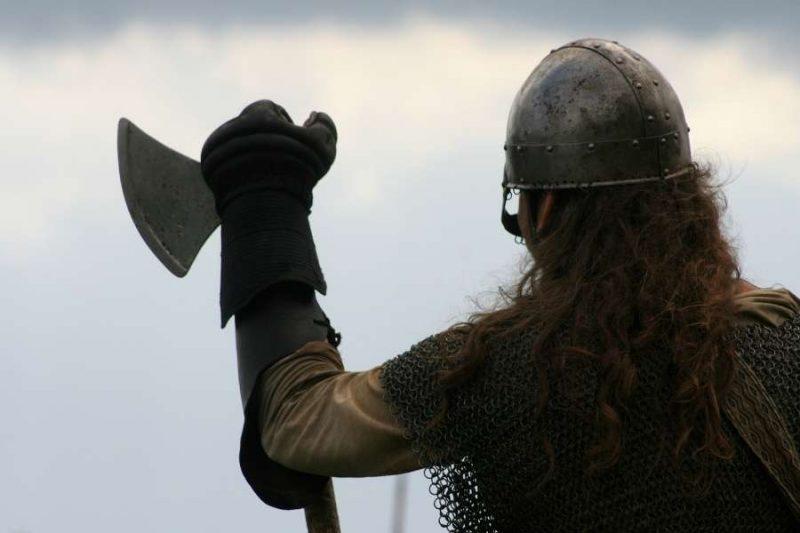 Denemarken vikingen reizen met Nordic