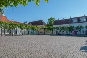 Pleintje in Odense Sortebrodre Nordic