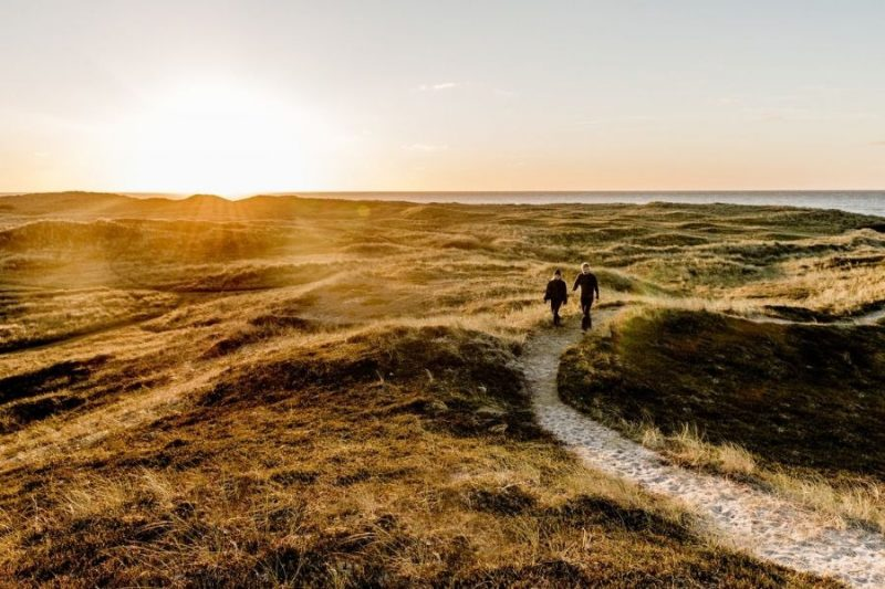 Wandelen in Thy Nationaal Park - Naar Denemarken met Nordic - ©Mette Johnsen