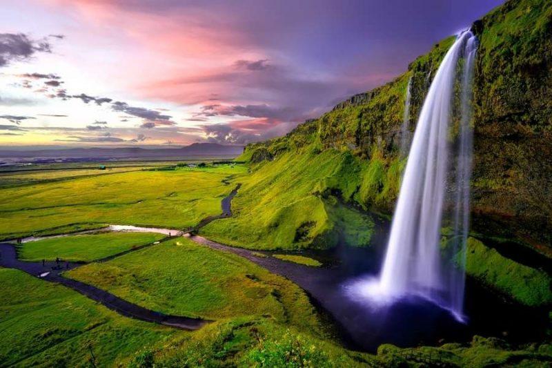 Watervallen in IJsland reizen met Nordic